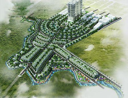 Khô đô Thị Phú Cát City
