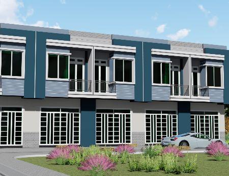 Cần bán nhà đang xây nằm gần UBND Đức Hòa