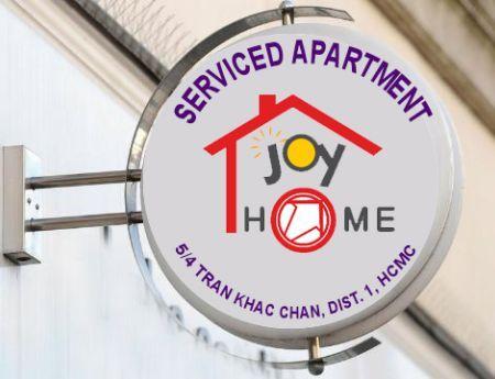 Căn hộ dịch vụ JOY HOME, 11 căn hộ đầy đủ nội thất và dịch vụ tiện ích, nằm ngay trung tâm Q1, HCM.
