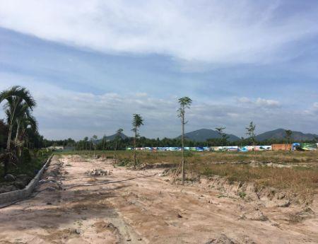 Đất nền mặt tiền 20m p Phước Hòa- tx Phú Mỹ - BRVT