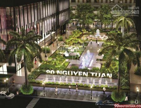 2.Bán suất ngoại giao căn hộ 71m2, 2 PN tại CC 90 Nguyễn Tuân, giá 29tr/m2 có TL hỗ trợ vay NH 70%