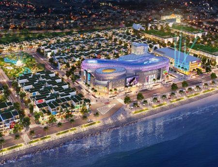 Queen Pearl Marina Complex