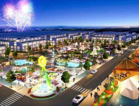 Khu Đô Thị Solar City