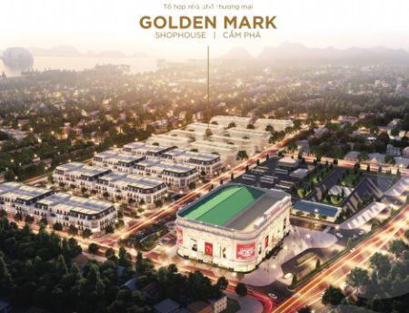 Golden Mark Shophouse Cẩm Phả.