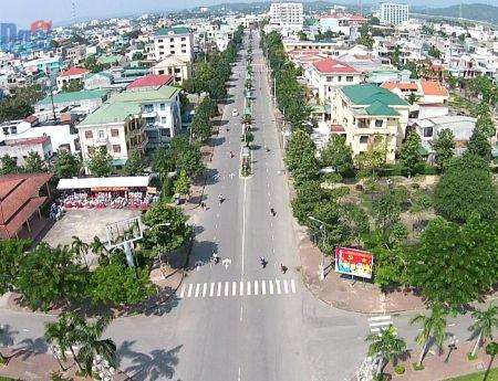 Chuyển nhượng lô đất đường 16m ngay sau lưng khách sạn RED (Huyện Tư Nghĩa), Sát QL 1A