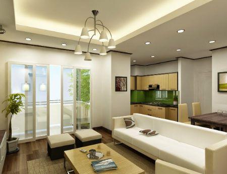 Cho thuê căn hộ An Gia Skyline 89 Hoàng Quốc Việt Quận 7, DT 83m2, giá 13Tr/Th
