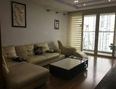 Cho thuê chung cư 17T Hoàng Đạo Thúy 160m2, 4 phòng ngủ, full đồ đẹp giá 16 triệu/th - 085.205.8386