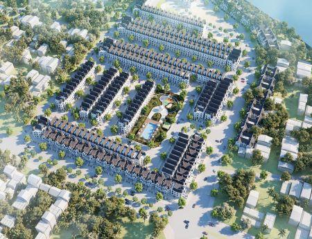 Green Center Villas