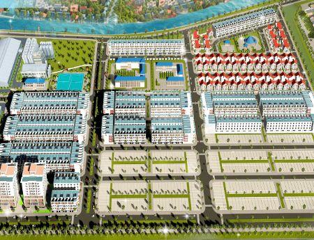 Khu Đô Thị Quảng Phú - Sunrise Residence